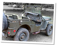 Willys Jeep, World War 2