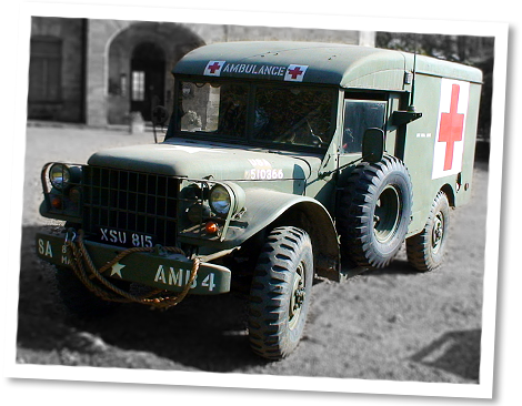 Dodge WC64 Ambulance